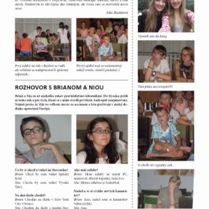 Táborové noviny 2014