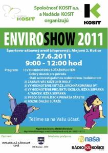 plagat enviroshow 2011